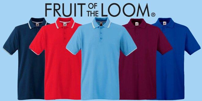 Kvalitní polokošile Fruit of the Loom
