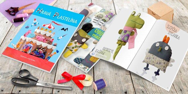Dětské knihy od Svojtky plné nápadů na tvoření