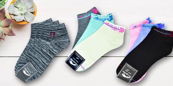 Pánské a dámské ponožky TexBase
