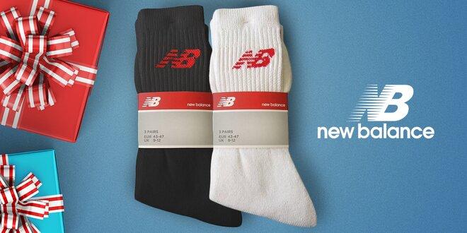 Sportovní ponožky New Balance pro pány i dámy