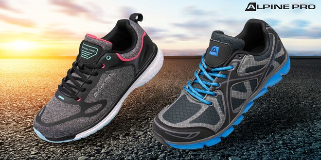 Dámská a pánská sportovní obuv Alpine Pro