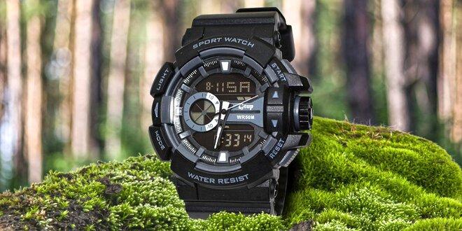 1b8e79c8e Vodotěsné vojenské hodinky Gtup 1080 | Slevomat.cz