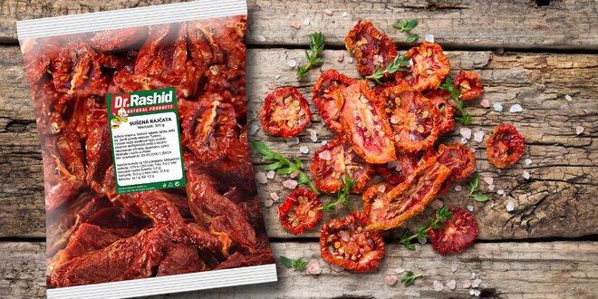 Delikátní sušená rajčata bez konzervantů