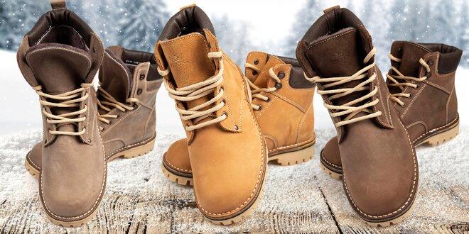 36a4d92f163 Ručně šité zimní boty z pravé kůže