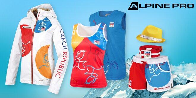 Kolekce OH od Alpine Pro: oblečení včetně doplňků