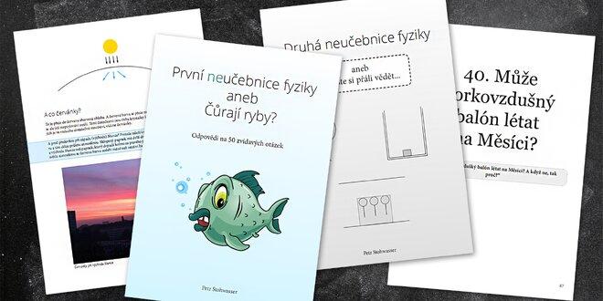 Neučebnice fyziky: Čůrají ryby? a další otázky