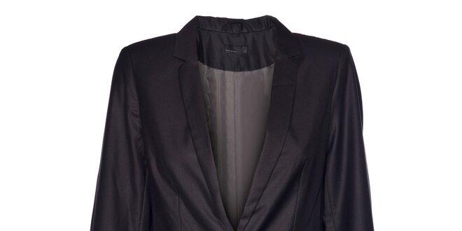 Dámské dlouhé černé sako Vero Moda