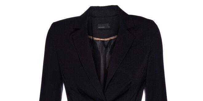 Dámské tmavě šedé sako Vero Moda