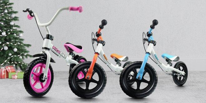 Lehká variabilní odrážedla pro malé cyklisty