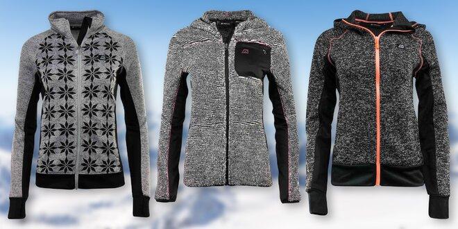 Dámská hřejivá mikina a svetry Alpine Pro