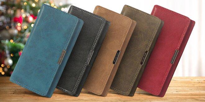 Dámské peněženky Jennifer Jones v mnoha barvách