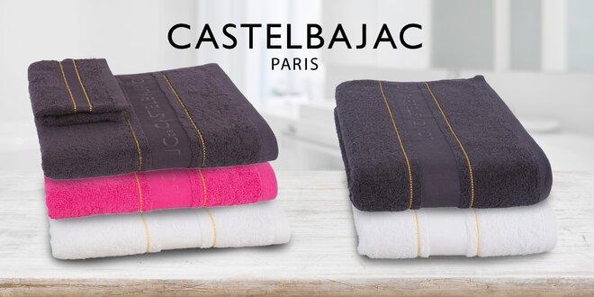 Ručníky a osušky značky JC de Castelbajac