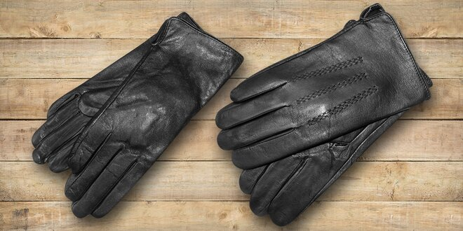 Dámské a pánské kožené rukavice  c07f61280d