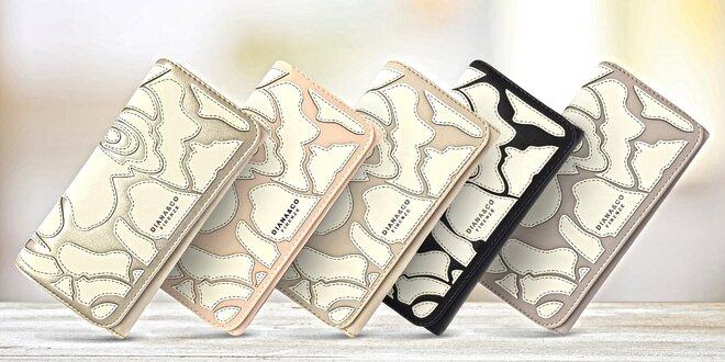 Nápadité dámské peněženky Diana&Co