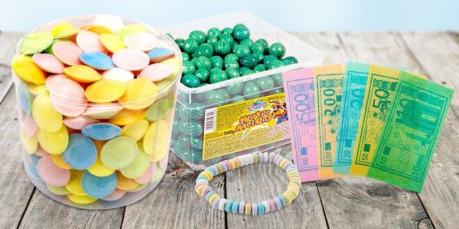Velká balení legendárních cukrovinek