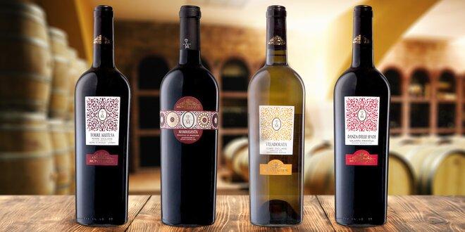 Na zdraví: bílá i červená suchá vína z Itálie