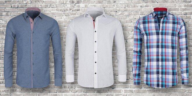 Elegantní pánské košile pro každou příležitost  9fa7b3df5e