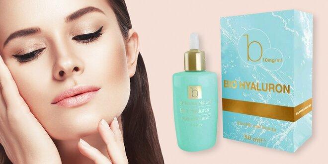 Bio 10% kyselina hyaluronová pro mladistvý vzhled