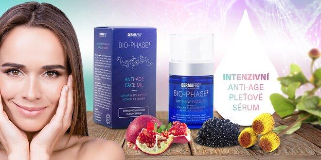 Pleťové sérum BIO-PHASE2®: Acmella Flower a Caviar