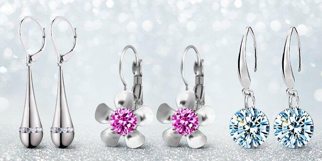 Ocelové šperky s krystaly Swarovski Elements  764e17a03d3