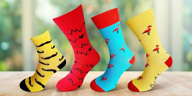 Dámské i pánské ponožky Crazy Socks  6e3c4fb147