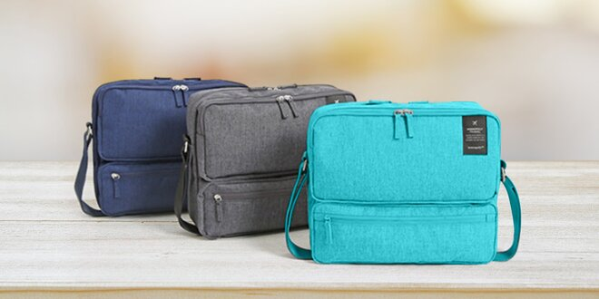 Praktická cestovní taška: unisex, 4 barvy