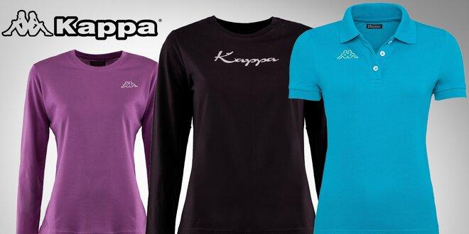 Sportovní tílka, trička nebo polokošile značky Kappa