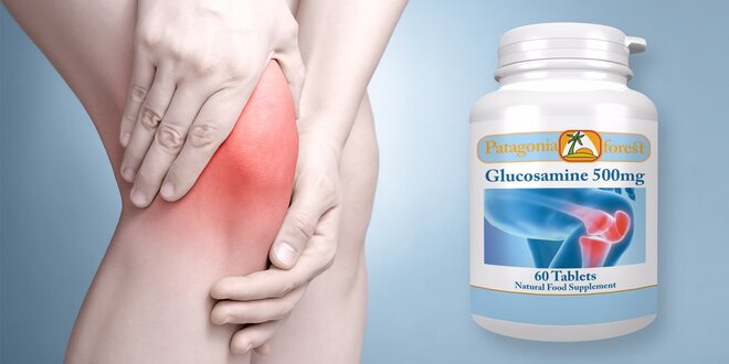 60 tablet na podporu kloubů a proti bolesti zad