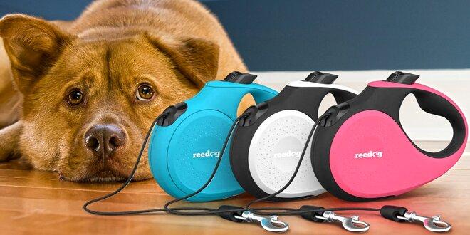 Lanková flexi vodítka pro psy Reedog s dárkem