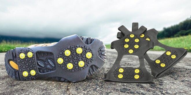 Protiskluzové návleky na boty: vel. 31–48
