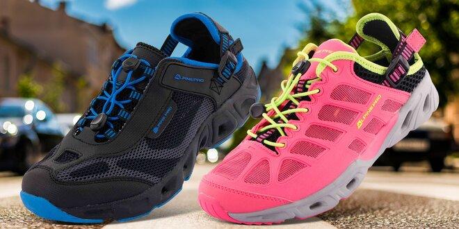 44812449c8 Prodyšná obuv Alpine Pro  unisex i dámská