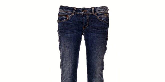 Dámské modré džíny Pepe Jeans  1227305c59