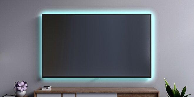 LED pásky: pod postel s čidlem i verze pro TV/PC