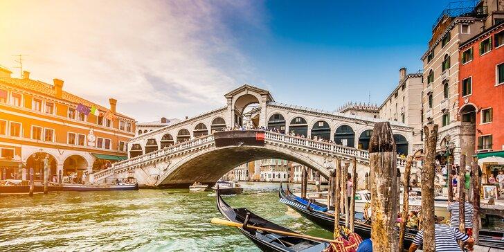 Italské skvosty: Řím, Florencie, Verona, Benátky na 2 noci ve 3* hotelu
