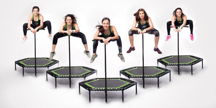Fitness program, co vás bude bavit aneb lekce zábavného jumpingu