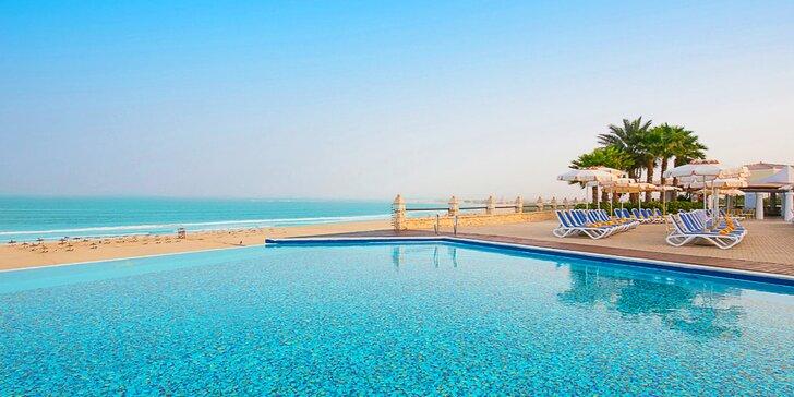 Za mořem a sluncem na Kapverdy: 7 nebo 14 nocí v 5* resortu s all inclusive, bazénem a 2 dětskými kluby