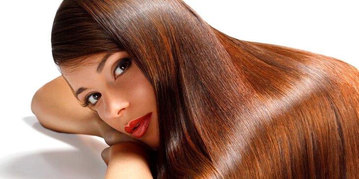 Brazilský keratin pro krásné a zdravé vlasy - všechny délky