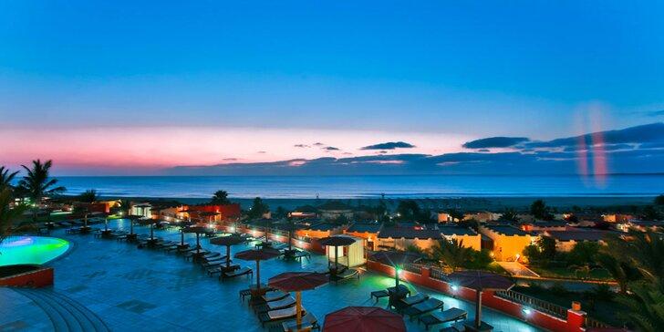Pohoda na Kapverdách: 7 nebo 14 nocí ve 4*+ hotelu přímo u moře, all inclusive a 2 bazény