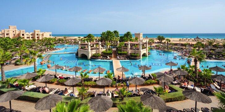 Za luxusní dovolenou na exotické Kapverdy: 7 nebo 14 nocí v 5* resortu s all inclusive