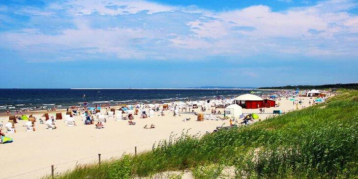 Až 8 dní u Baltského moře: pobyt pro 2–3 os. v Polsku s polopenzí nebo plnou penzí
