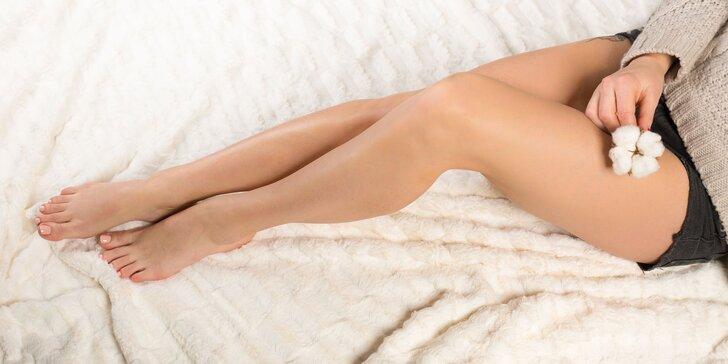 Kompletní balíček IPL epilace ve studiu Beauty Glamour podle výběru