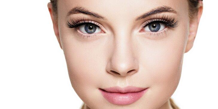 Okouzlete hlubokým pohledem: lash lifting a botox nebo úprava a barvení obočí