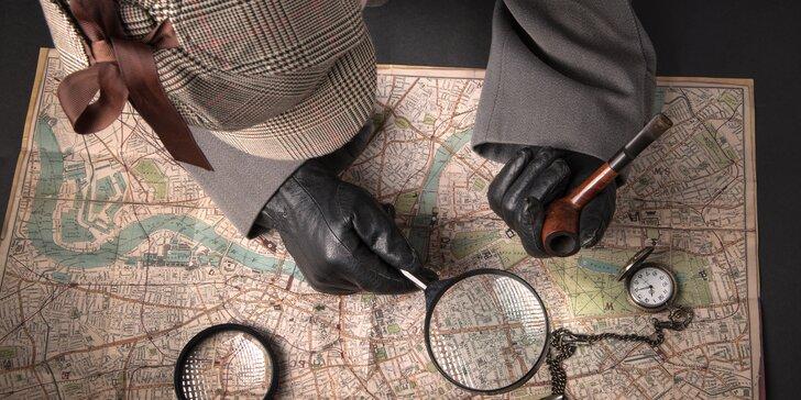 Záhada z Louvru: napínavá únikovka pro dvojici nebo skupinu až 6 detektivů