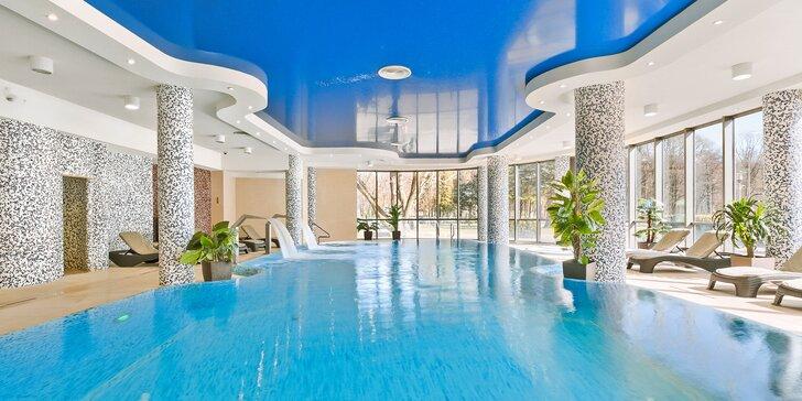 Luxusní 4* wellness pobyt pro páry jen 200 m od břehu Baltského moře