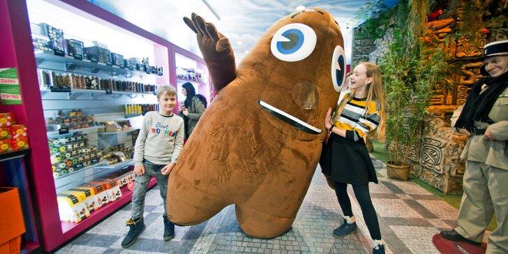 Vstup do Muzea čokolády Chocotopia pro děti, studenty i dospělé vč. VR filmu