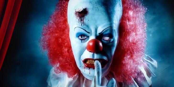 Vstupenka na hororovou show plnou vzrušení, zábavy, strachu i překvapení