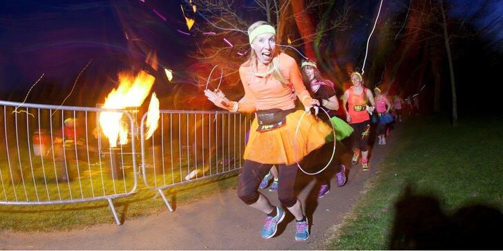 Běh pro kuře: večerní charitativní běh pro celou rodinu a zábavní program
