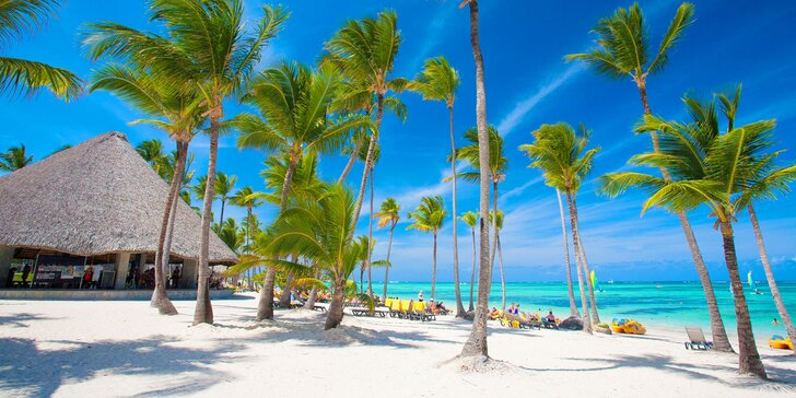 Exotický 4* resort v Dominikánské republice: 7–13 nocí, all inclusive, 2 bazény