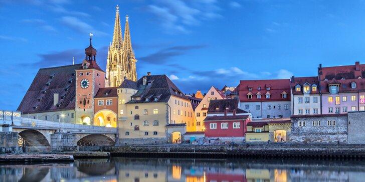 Odpočiňte si od předvánočního shonu: jeďte na vánoční trh do Regensburgu