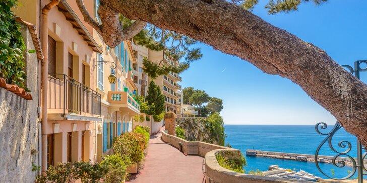 Víkendový výlet do Monaka: Grand Casino, Oceánografické muzeum a další